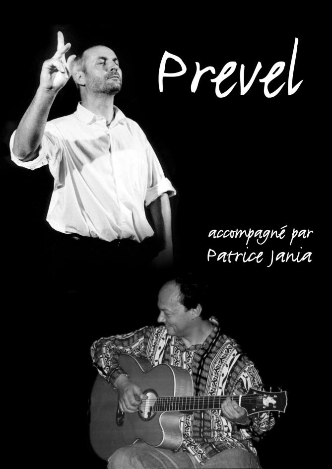 Affiche Prevel - Jania